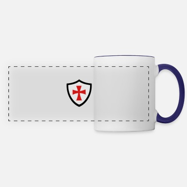 Shield shield - Panoramic Mug