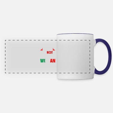 Italian Im The Psychotic Italian Woman - Panoramic Mug