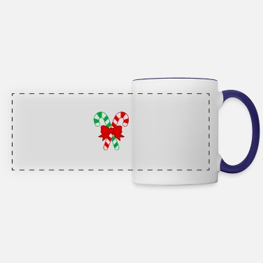 Candy Cane Candy cane - Panoramic Mug