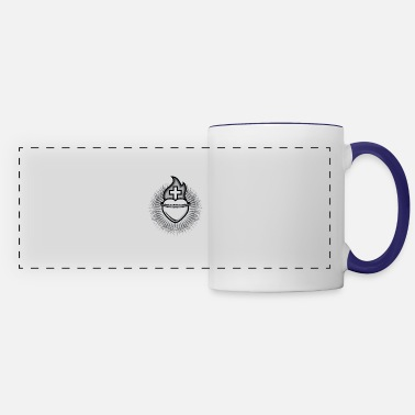 Sacred Heart Of Jesus Sacred Heart - Panoramic Mug