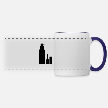 Cosmetics cosmetics - Panoramic Mug