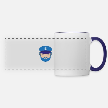 Captain captain - Panoramic Mug