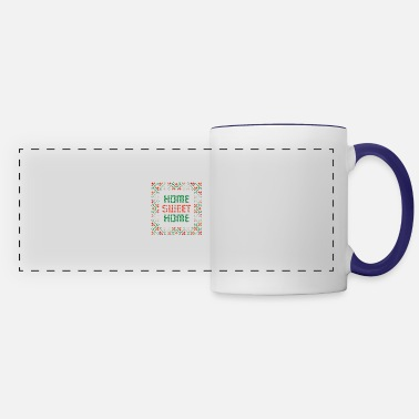 Home Sweet Home Christmas - Panoramic Mug
