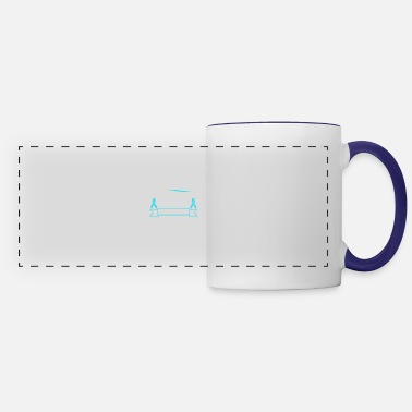 Lung Warrior Lung Cancer Awareness T-shirt - Panoramic Mug