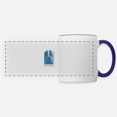 Building Building - Panoramic Mug