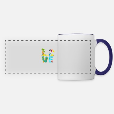 Summer Vacation Shirts German Shorthaired Pointer - Panoramic Mug
