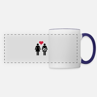 Crest 14_family - Panoramic Mug