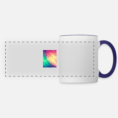Galaxy the galaxy - Panoramic Mug