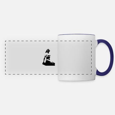 Pinup pinup - Panoramic Mug