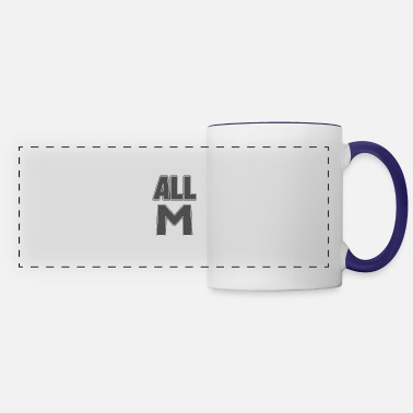 Hero all m - Panoramic Mug