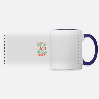 just want to drink - Panoramic Mug