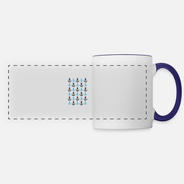 anchor - Panoramic Mug