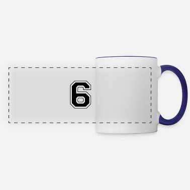 Soccer 6 - Panoramic Mug