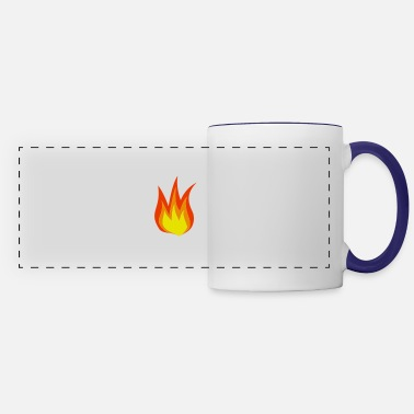 Fire Fire! - Panoramic Mug