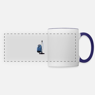 Cleaner vacuum cleaner - Panoramic Mug