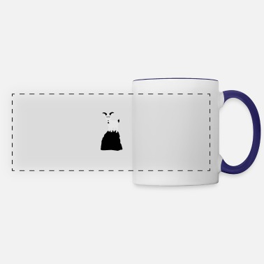 Sumu Lee goat 3 - Panoramic Mug