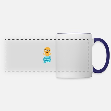 foolish Genius mother in law - Panoramic Mug