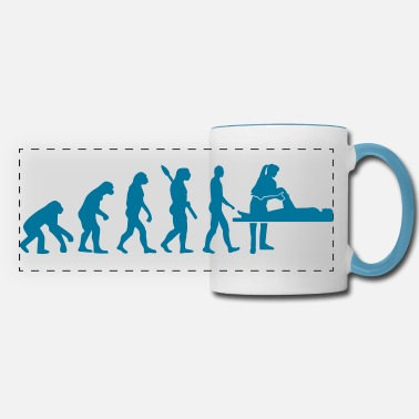 Physiotherapist Physiotherapist - Panoramic Mug