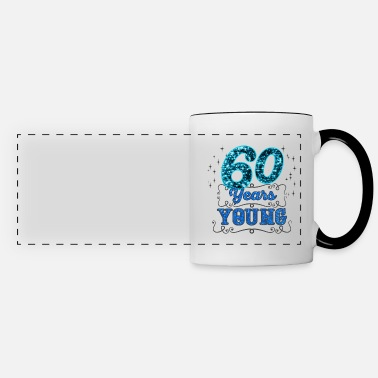 Age 60 Years Of age Coffee Mug - Panoramic Mug