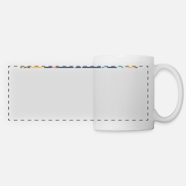 This Is What This Is What a Looks Like - Panoramic Mug
