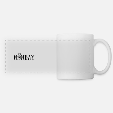 Monday Monday - Panoramic Mug