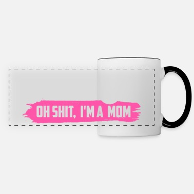 Mama Shirt - Parents - Mother's Day - Friday - Panoramic Mug