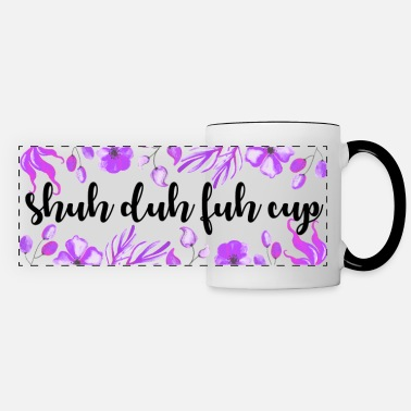 Shuh Duh Fuh Cup Floral - Tasse panoramique