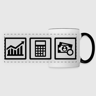 Accountant - Panoramic Mug