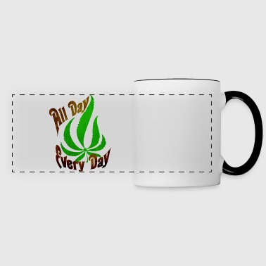 All Day Every Day - Panoramic Mug