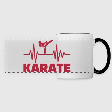 Karate - Panoramic Mug