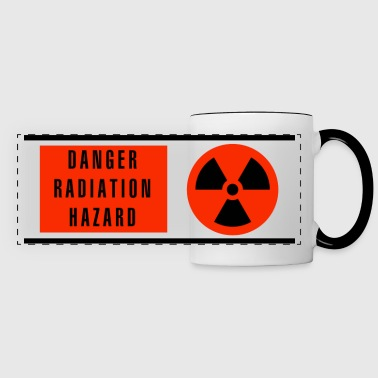 Nuclear Waste Beverage - Panoramic Mug