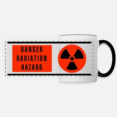 Moonbase Nuclear Waste Beverage - Panoramic Mug