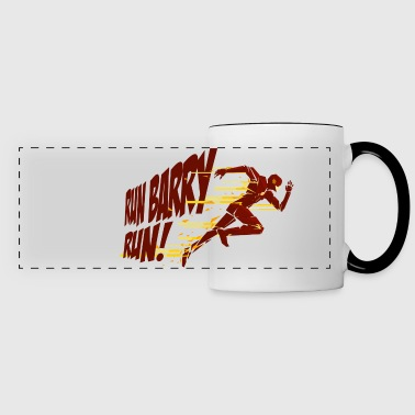 Run Barry Run - Panoramic Mug