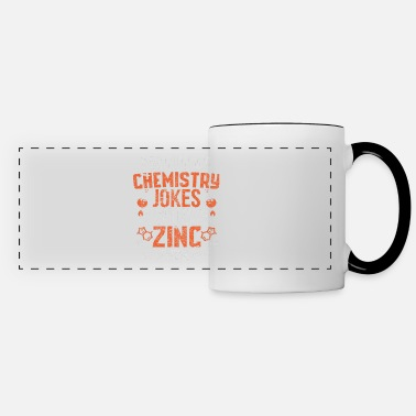 Chemistry Science chemistry laboratory joke vintage - Panoramic Mug