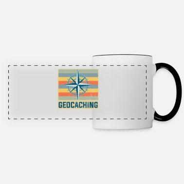 Treasure Geocaching - Panoramic Mug