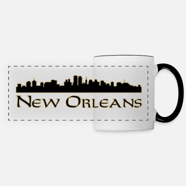 New Orleans New Orleans Skyline - Panoramic Mug