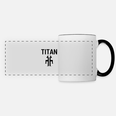 Titan Titan - Panoramic Mug