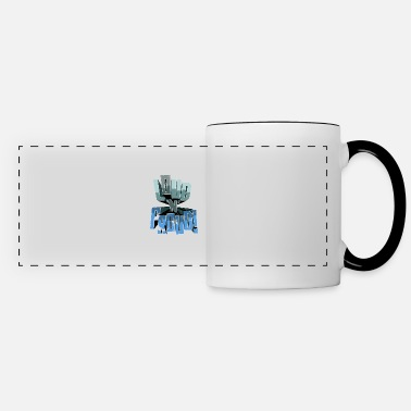 Patriot East Turkestan Pride Loud N Proud - Panoramic Mug