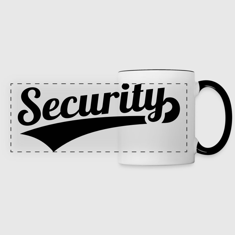 Security - Panoramic Mug