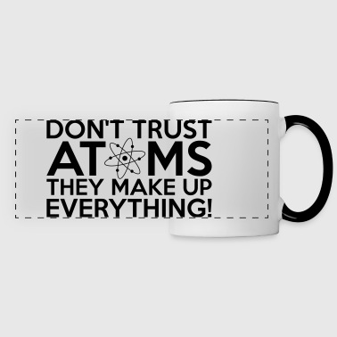 Don't Trust Atoms - Panoramic Mug