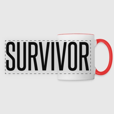 Survivor SURVIVOR - Panoramic Mug