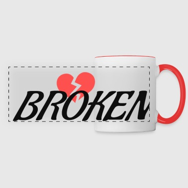 BROKEN - Panoramic Mug