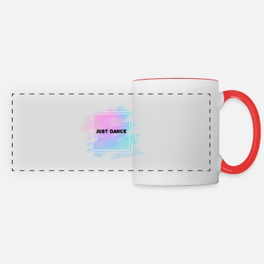 Just Just Dance - Panoramic Mug