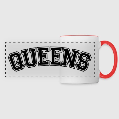 QUEENS, NYC - Panoramic Mug