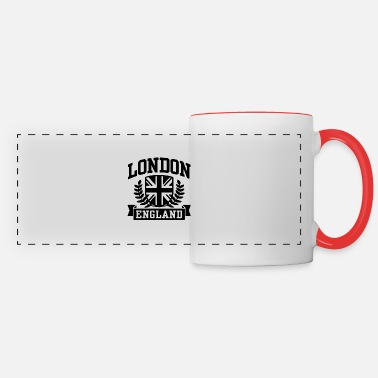 London England London england - Panoramic Mug