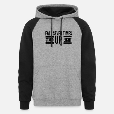Stand-up Stand up - Colorblock Hoodie