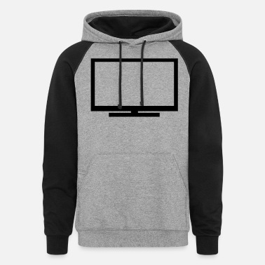 Television Television - Unisex Colorblock Hoodie