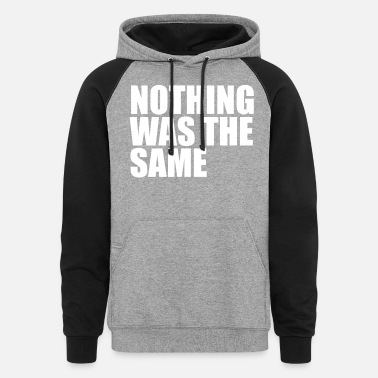 NWTS - Unisex Colorblock Hoodie