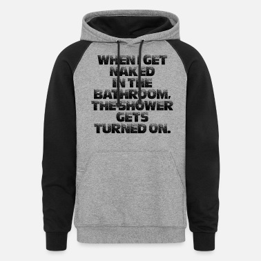 Turn On TURNED ON - Unisex Colorblock Hoodie