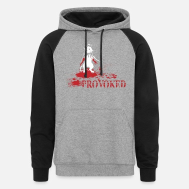 Provoking Fievel Provoked - Unisex Colorblock Hoodie